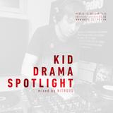 KID DRAMA Spotlight / Shadowbox @ Radio 1 15/03/2015