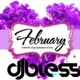 Dj Bless - February In Love