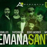 Supernova - Live at Papagayo Beach Club (Tenerife) - 25-Mar-2016