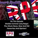 Dan Mann - Rockposer's Roulette Radio Show With Sheldon Scrivner