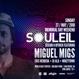 Live from Souleil (San Diego) 27-May-2018 - DJ ALA