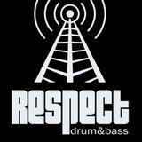 Gabriel Habit -Respect DnB Radio [6.15.16]