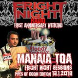 Fright Night Sessions ANNIVERSARY edition