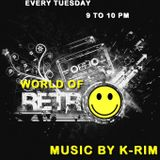 DJ K-RIM # World of Retro.Rind Radio 01-09-2015
