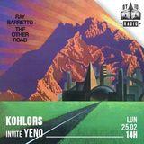 KOHLORS - #24 - YENO - 25/02/2019 - RADIODY10.COM