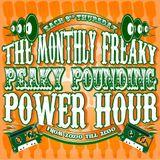Peaky Pounder & Tron Javolta @ The Monthly Freaky Peaky Pounding Power Hour 027 22-03-2012