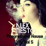 Alex Tiesto - Progressive House Mix Vol 5