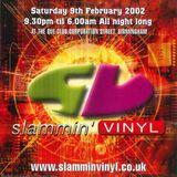 HIXXY @ SLAMMIN VINYL 2002 @ THE QUE CLUB 09.02.02 (HARDCORE)