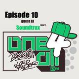 One 4 All Radioshow Episode 10 - DJ Soundtrax & Back Q (Live@674fm)