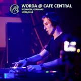 Worda @ Cafe Central, Weinheim - Germany 10/02/2018