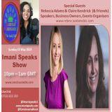 Rebecca Adams & Gemma discuss Creating the life you want