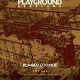 Klimber dj mix - Playground Sessions 08/09/2017