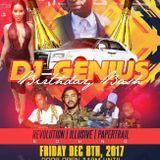 DJ-Genius Birthday Bash - PaperTrail Sound (Zavia & Fire Ray) Dec 8, 2017