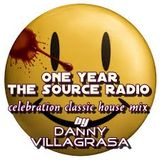 1 year The Source radio special classic house mix by Danny Villagrasa