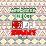 Afrobeat effect - Dj Sunny