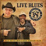 WILLIE BIG EYES SMITH Live Blues