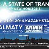 Tenishia - A State of Trance 650 (Almaty, Kazachstan) - 31.01.2014