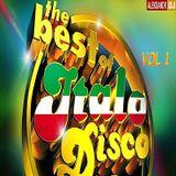 DJ Aleksandr - the best of italo disco mix Vol - 1
