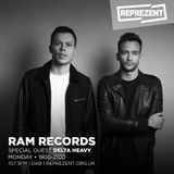 RAM Recods w/ Delta Heavy   13th November 2017