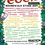 Eden Festival 2019 Warm Up
