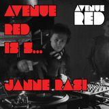 Avenue Red Is 5... Janne Rasi