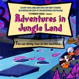 Adventures in Jungle Land - The sun slowly rises ... Chris HappyFixx & Matt Positive w Guest Prysm