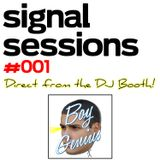 Signal Sessions #001 w/ Boy Genius
