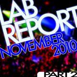 Lab Report November 2010 pt.2