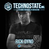 Technostate Inc. Showcase Guestmix on Diesel.fm
