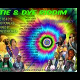 TIE & DYE PROMOTIONAL CD MIXED BY DJ EMPRESS ANJAHLA