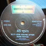 Rose Royce ☼☀☁★☆ Is It Love (Pimpin Willie Reproduced Mix)