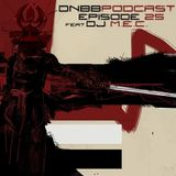 DNBB Podcast 25 feat. DJ M.E.C.