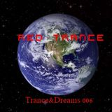Red Trance - Trance&Dreams 006