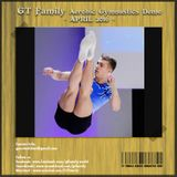 2016 GT Family Aerobic Gymnastics Demo April