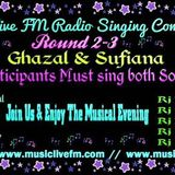 2 and 3rd round singing competiton part 2