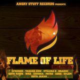 Flame Of Life Riddim (angry stuff records 2010) Mixed By SELEKTA MELLOJAH FANATIC OF RIDDIM