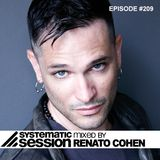Systematic Session #209 (Mixed by Renato Cohen)