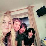 Stilton live in session at Pulse radio 20.6.18 with Diana Schad/Night Nurse