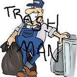 Amber and the Trash Man, salamanders, seat belts and hypocrisy