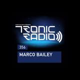 Tronic Radio 356   Marco Bailey