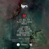 Luciano  -  Live At Cadenza Meets Planet E, Mamitas (The BPM Festival 2015, Mexico)  - 15-Jan-2015