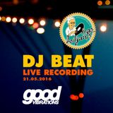 * GOOD VIBRATIONS * DJ BEAT Live @ Omas Briljants * DNB *