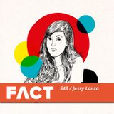 FACT mix 543 - Jessy Lanza (March '16)