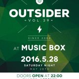 Mini Mix for OUTSIDER Vol.39