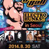 20140830 DJ DAI ELECTRO HUNKS vol.9 in G2 SEOUL LIVE REC !!
