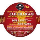JAH SHAKA @ PARIS DUB-STATION #40 (PT2)