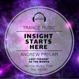 Andrew Prylam - Insight Starts Here #001