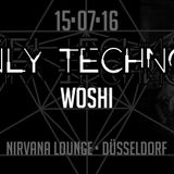 Woshi - Only Techno Preview -