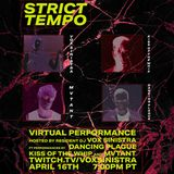 Strict Tempo 04.16.2020 (Industrial Techno, EBM, Darkwave)