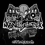 DJ Meke - MANSE-TEK 002 - Out For Blood [ Frenchcore / Hardtek / Happy HardCore Set ]